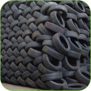 whole tyre reclaim rubber